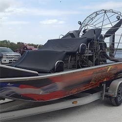 Everglades airboating tours